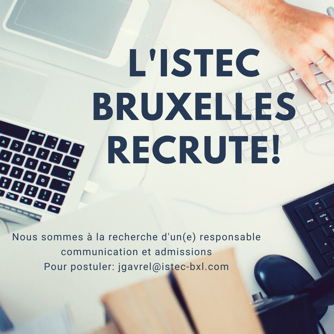 Copy of We are looking for fresh talents to join our team! Send your CV to jgavrel@istec-bxl.com (1)