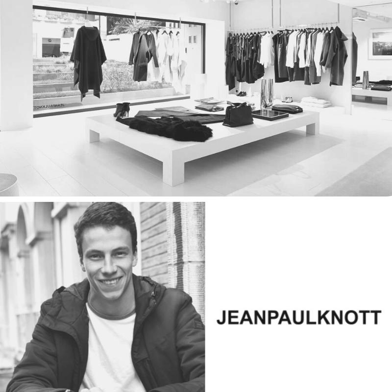 Interview Amaury Waty en stage chez Jean-Paul Knott