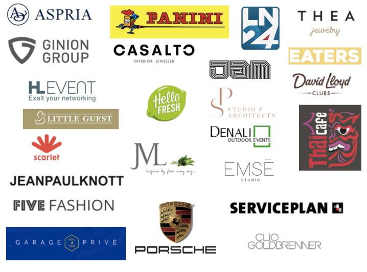 Entreprises partenaires 2020