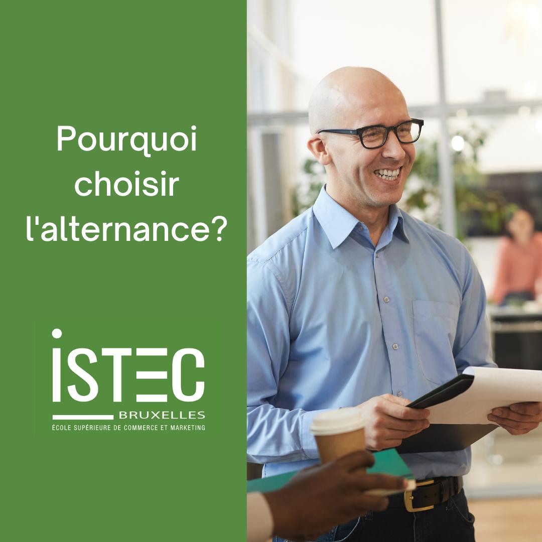 ISTEC alternance