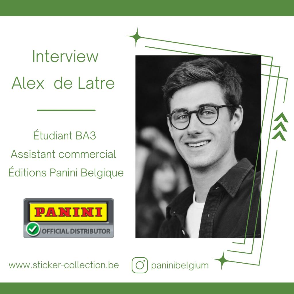Alex de Latre - Interview