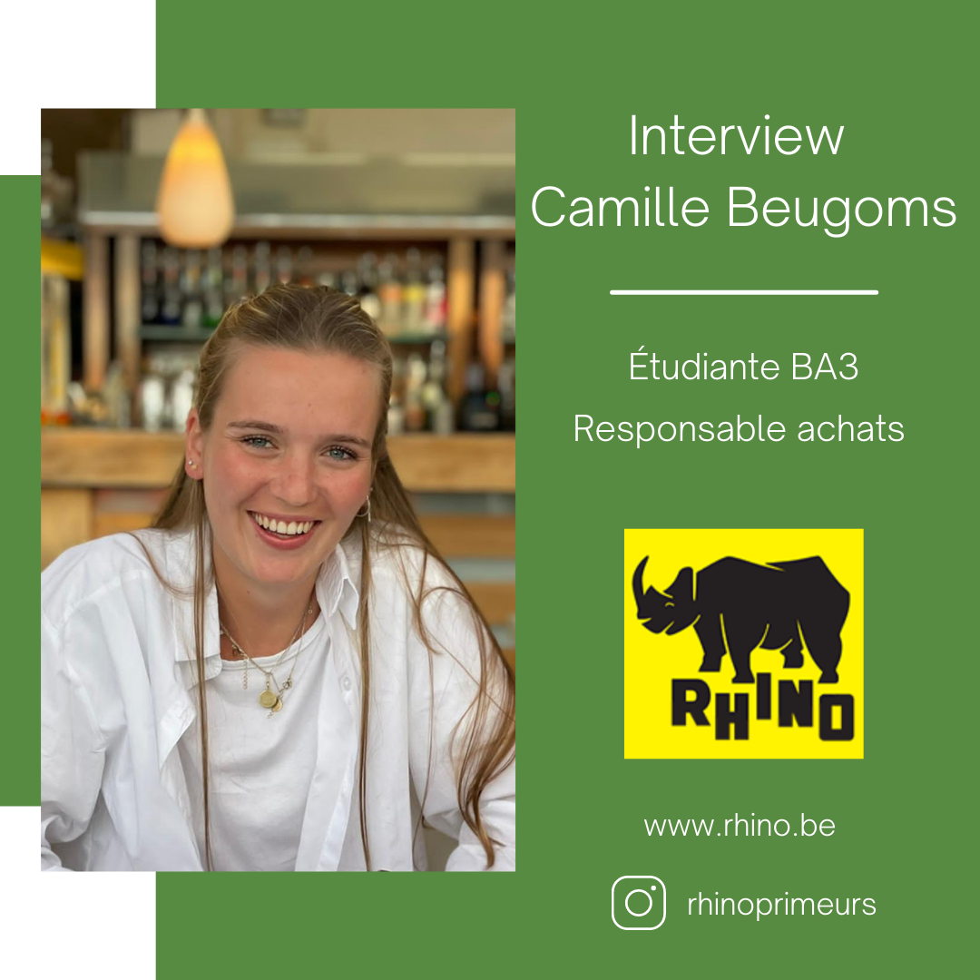camille beugoms alternance interview istec bruxelles rhino bachelor